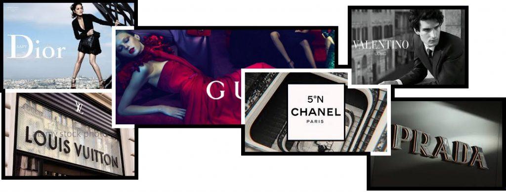 7764523b619cd8 Die bekanntesten Luxus-Labels der Welt