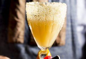 cocktail-birne-gelb