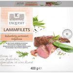 Exquisit Lammfilets küchenfertig